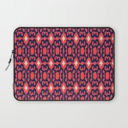 esperanza - minimal - coral + navy Laptop Sleeve