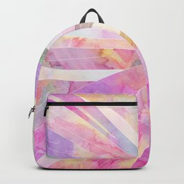 Sleeping Ballerina Floral Backpack
