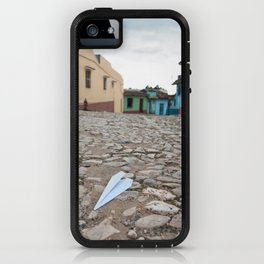 Trinidad Cuba Old City Architecture Cobblestone Streets Urban Photography Travel Island Caribbean La iPhone Case
