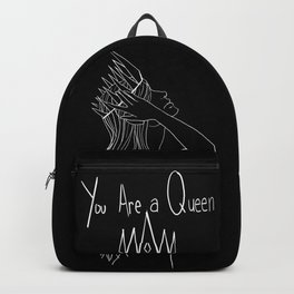 You are a Queen Backpack