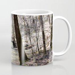 Bridge Over Calm Water Coffee Mug
