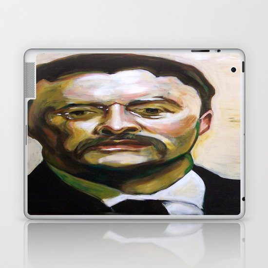 President Theodore Roosevelt Laptop & iPad Skin