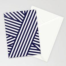 Nautical Bandaids Stationery Cards