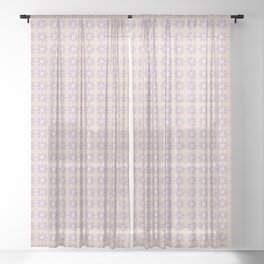 Dolores Sundial Sheer Curtain