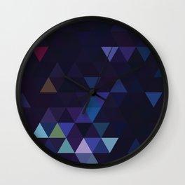 Simple Sky - Midnight Wall Clock
