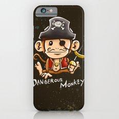 Dangerous Monkey! iPhone 6s Slim Case