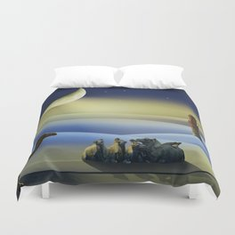 1001 Night Duvet Cover