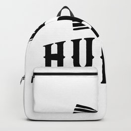Hubby Matching Married Backpack