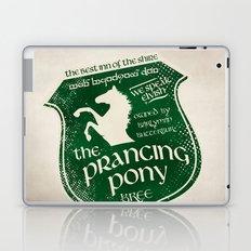 The Prancing Pony Sigil Laptop & iPad Skin