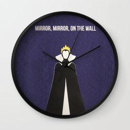 Disney Villain - Evil Queen Wall Clock