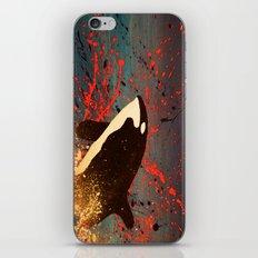 Whale Outbreak iPhone & iPod Skin