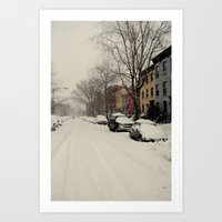 washington dc Art Prints featuring washington, dc by Bearbeiten Photography