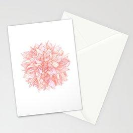 Dreamy Dahlia Stationery Cards