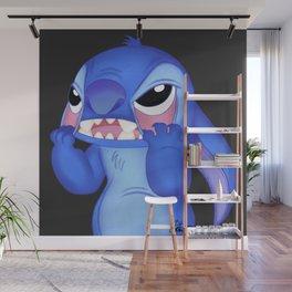 stitch I Wall Mural