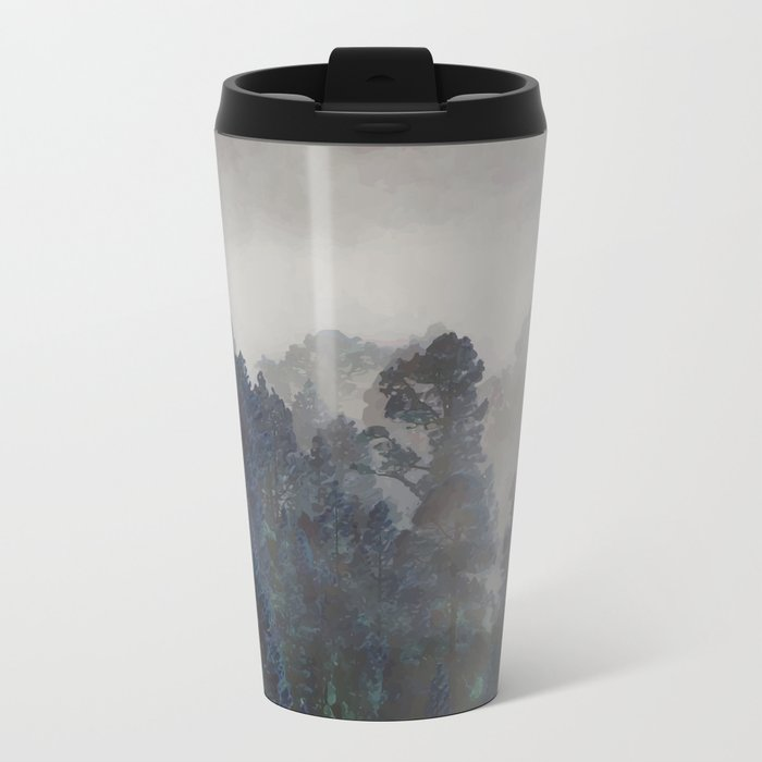 And So The Story Began #society6 Metal Travel Mug