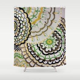 Mandala 1 Shower Curtain
