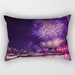 Happy Birthday America -1 Rectangular Pillow