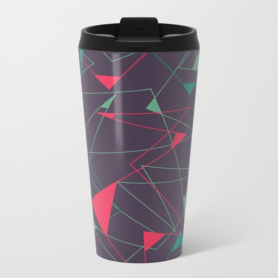 Riot Metal Travel Mug