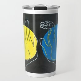 Tarzan and Jane part 1 Travel Mug