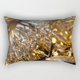 Golden Cheer IV Rectangular Pillow