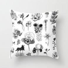 All the wild Throw Pillow
