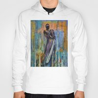 ninja Hoodies featuring Ninja by Michael Creese