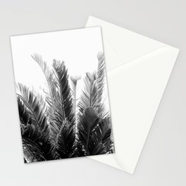 Tropical Leaves Dream #3 #tropical #decor #art #society6 Stationery Cards