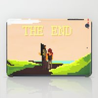 last of us iPad Cases featuring The Last of us by Crisis