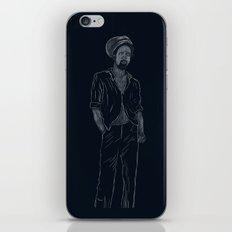 Gregory Isaacs iPhone & iPod Skin