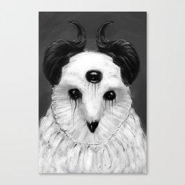 OWLEFICENT Canvas Print