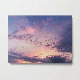 Sky's the Limit Metal Print