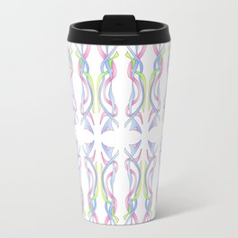 ribbon 24-ornamental,fabrics,fashion,decorative,girly,gentle Travel Mug
