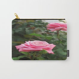 Pink Roses in Anzures 5  Carry-All Pouch
