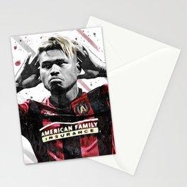 Josef Martinez Football Print Football Wall Art Football Poster Football Wall Decor Poster Stationery Cards
