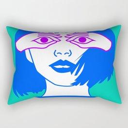 I C U Rectangular Pillow