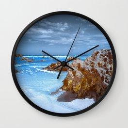 Desert Beach Wall Clock