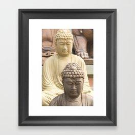 Wise Ones Framed Art Print