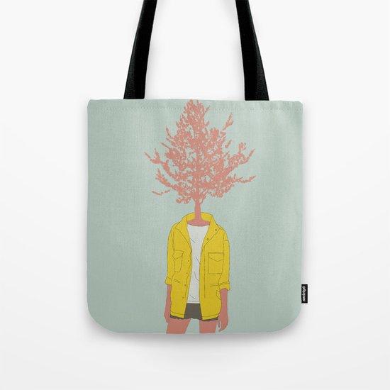 Woman Nature 4 Tote Bag