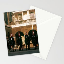 Vintage London Horse Guards 1956 Stationery Cards