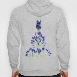 Grape Hyacinth Hoody