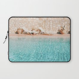Swimming Pool V Laptop Sleeve