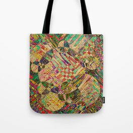 Eight To The Bar Tote Bag