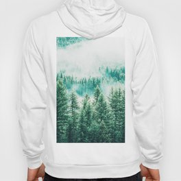 Forest + Fog #photography #nature Hoody