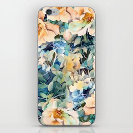 Magic garden iPhone Skin