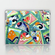 All the Colours of the Rainbow Laptop & iPad Skin