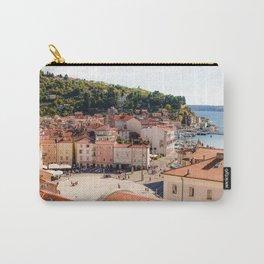 Mediterranean Summer Carry-All Pouch