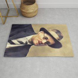 James Joyce, Literary Legend Rug
