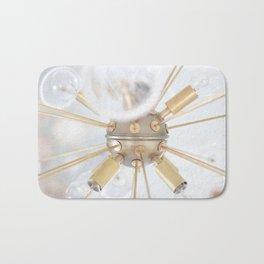 """Sputnik Light Photo"" by Simple Stylings Bath Mat"