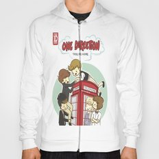 Take Me Home Cartoon One Direction Hoody