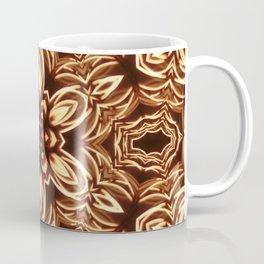 Fractal Filament Blast Pattern Coffee Mug